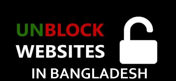 How to unblock websites in Bangladesh